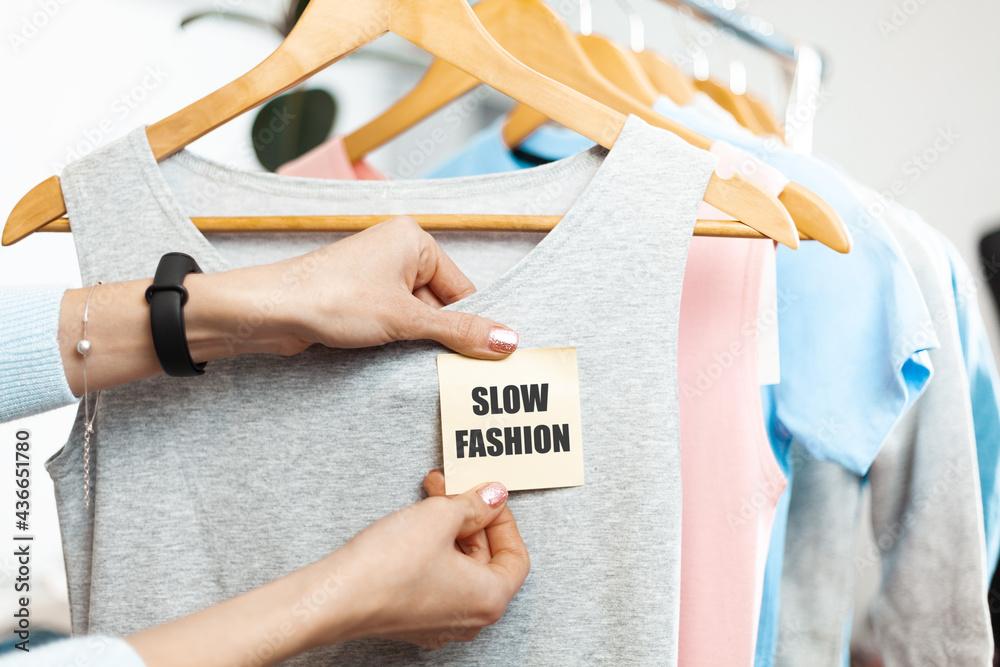 Slow fashion, fast fashion c'est quoi ?